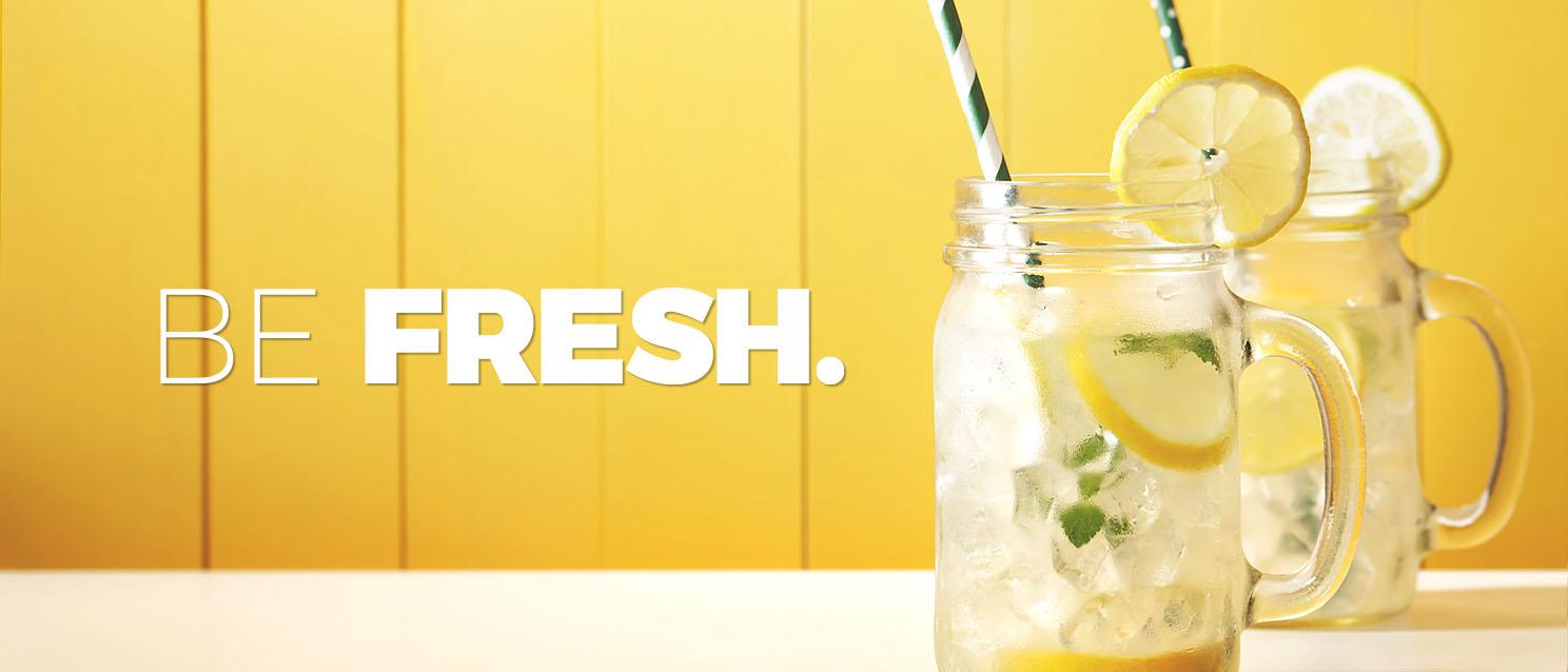 be fresh 3